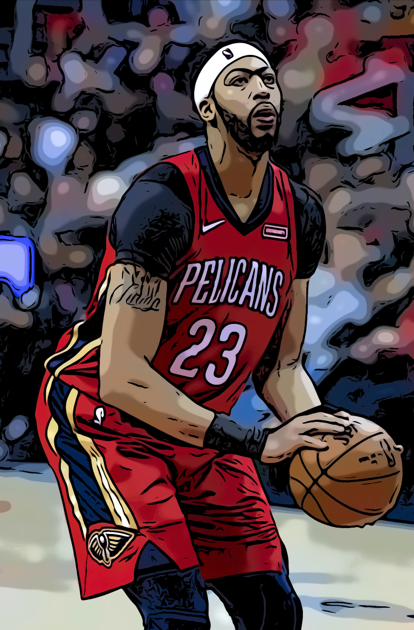 Anthony Davis Requests a Trade – The Hard Part 9f05efed8